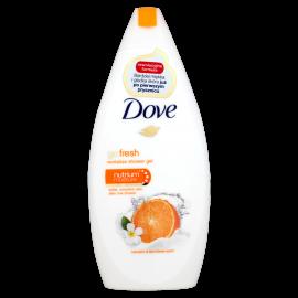 Dove Go Fresh Odżywczy żel pod prysznic 500 ml