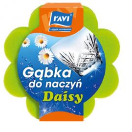 RAVI Gąbka do naczyń Daisy