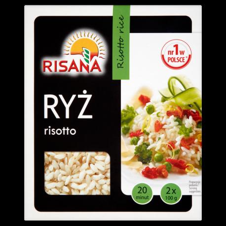 Risana Ryż risotto 200 g (2 torebki)