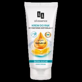 AA Oil Essence Krem do rąk intensywnie odżywiający skóra sucha 75 ml