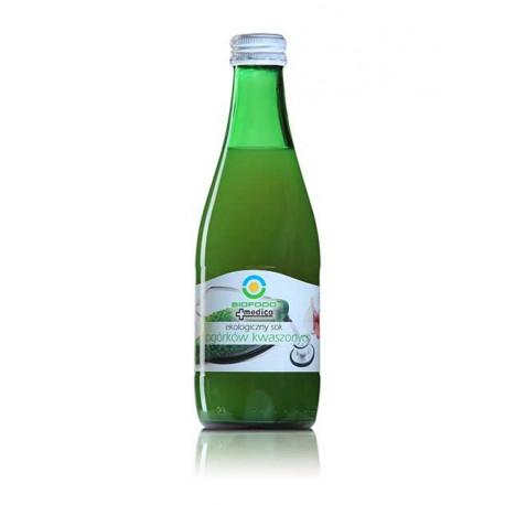 BIOFOOD Premium Ekologiczny sok z ogórków kiszonych 300 ml