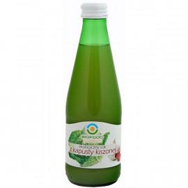 BIO FOOD Ekologiczny sok z kapusty kiszonej 300 ml