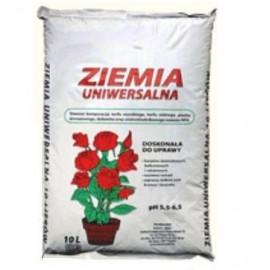 AREX Ziemia uniwersalna warzywno - kwiatowa 10 l