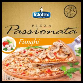 Passionata Pizza Funghi 335 g