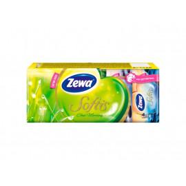 Zewa Softis Limited Edition Chusteczki higieniczne 10 paczek po 9 sztuk