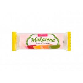 Pomorzanka Makarena Fruit of paradise Galaretka o smakach owocowych w cukrze 200 g