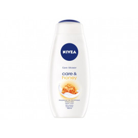 NIVEA Care & Honey Pielęgnujący żel pod prysznic 500 ml