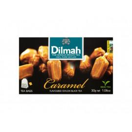 Dilmah Cejlońska czarna herbata z aromatem karmelu 30 g (20 torebek)
