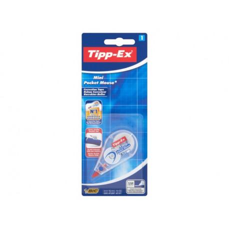 Tipp-Ex Mini Pocket Mouse Korektor w taśmie 5 m x 5 mm