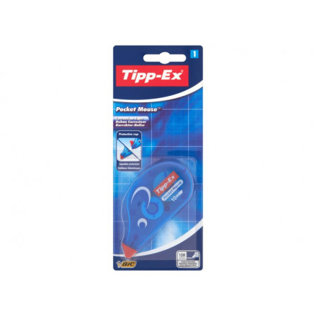 Tipp-Ex Pocket Mouse Korektor w taśmie 10 m x 4,2 mm