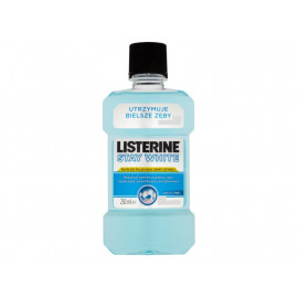 Listerine Stay White Arctic Mint Płyn do płukania jamy ustnej 250 ml