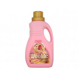 Woolite Care+ do delikatnych tkanin Płyn do prania 0,9 l
