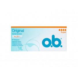 O.B. Original Super Tampony 32 sztuki
