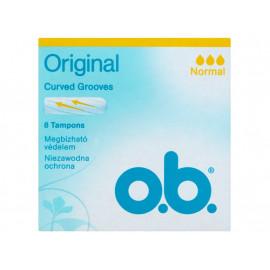 O.B. Original Normal Tampony 8 sztuk