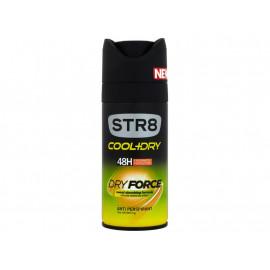 STR8 Cool + Dry Dry Force Antyperspiracyjny dezodorant w aerozolu 150 ml