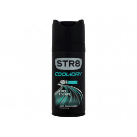 STR8 Cool + Dry Cool Escape Antyperspiracyjny dezodorant w aerozolu 150 ml