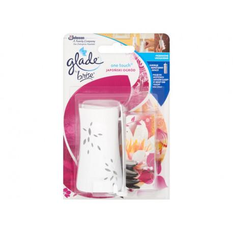 Glade by Brise One Touch Mini Spray Japoński ogród Odświeżacz powietrza 10 ml