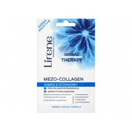 Lirene Dermoprogram Dermal Therapy Mezo-Collagen 2-stopniowy zabieg odmładzający 2 x 6 ml