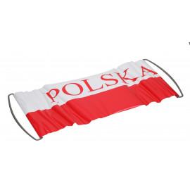 DAJAR POLSKA BANER ROZKŁADANY 68CMx24CM