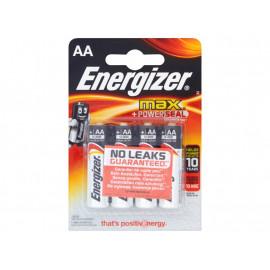 Energizer Max AA-LR6 1,5V Baterie alkaliczne 4 sztuki