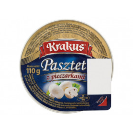 Krakus Pasztet z pieczarkami 110 g