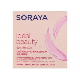 Soraya Ideal Beauty Odżywczy krem-esencja na dzień cera normalna 50 ml