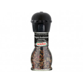 Kotányi Młynek Pieprz kolorowy z kolendrą papryką i chili 35 g