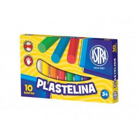 Astra Plastelina 10 kolorów