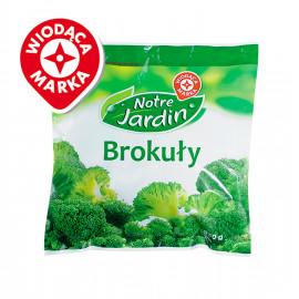 Brokuły różyczki. Produkt głęboko mrożony