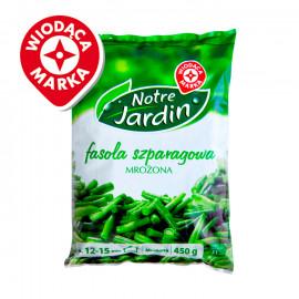 Fasola szparagowa zielona cięta, produkt głębolo mrożony