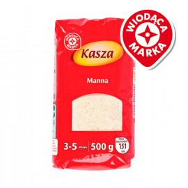 Wiodąca Marka Kasza manna pszenna 500 g