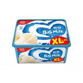Algida Big Milk Vanilla XL Lody 1,8 l