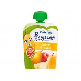 BoboVita Przyjaciele Jabłko gruszka po 4 miesiącu 80 g