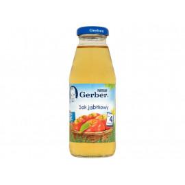 Gerber 100% Sok jabłkowy po 4 miesiącu 300 ml