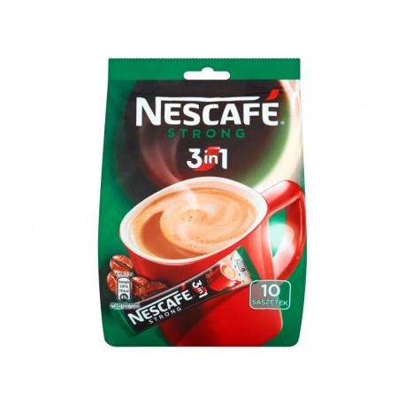 Nescafé 3in1 Strong Rozpuszczalny napój kawowy 180 g (10 saszetek)