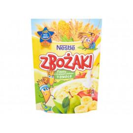 Nestlé Zbożaki Kaszka z chrupiącymi płatkami 3 owoce 250 g