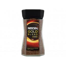 Nescafé Gold Blend Intense Kawa rozpuszczalna 200 g
