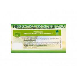 Dary Natury Polecana przy nadmiarze cholesterolu Herbatka ekologiczna 20 x 2 g