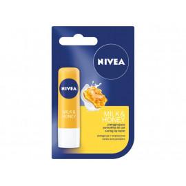 NIVEA Milk & Honey Pielęgnująca pomadka do ust 4,8 g