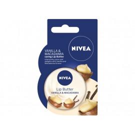 NIVEA Vanilla & Macadamia Balsam do ust 16,7 g