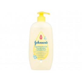 Johnson's Łagodny płyn do mycia ciała i włosów 3w1 500 ml