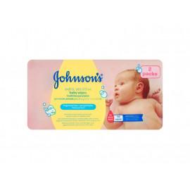 Johnson's Extra Sensitive Łagodne chusteczki oczyszczające dla niemowląt 112 sztuk
