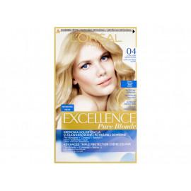 L'Oréal Paris Excellence Pure Blonde Farba do włosów 04 Ultra jasny beżowy blond