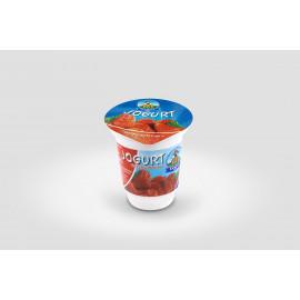 Łowicz Jogurt Truskawkowy, 150g