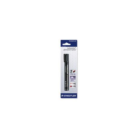 Staedtler Lumcolor Marker permanentny czarny 5.0 mm