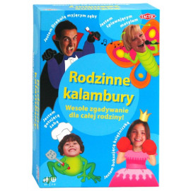 Tactic Rodzinne Kalambury Gra Zgadywanka