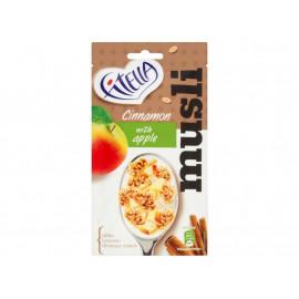 Fitella Musli chrupkie cynamonowe z kawałkami jabłka 50 g