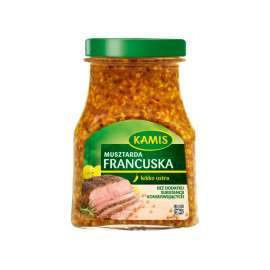 Kamis Musztarda francuska 185 g