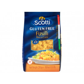 Riso Scotti Makaron ryżowo-kukurydziany świderki 250 g