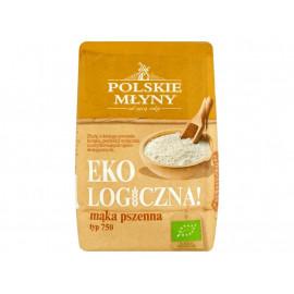 Polskie Młyny Ekologiczna! Mąka pszenna typ 750 1 kg